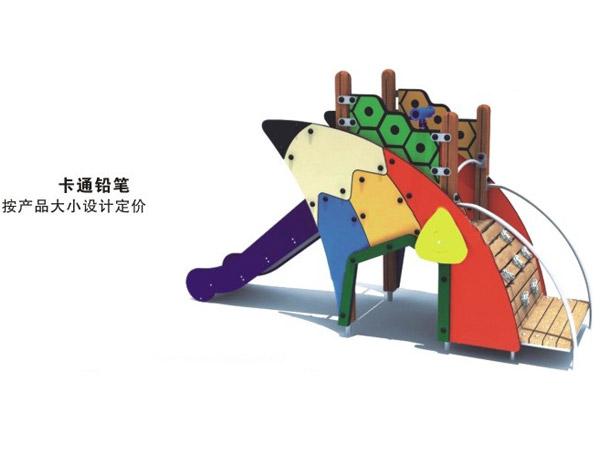 PE板滑梯03