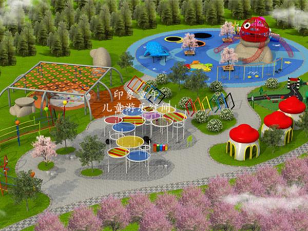 陵水湾儿童乐园
